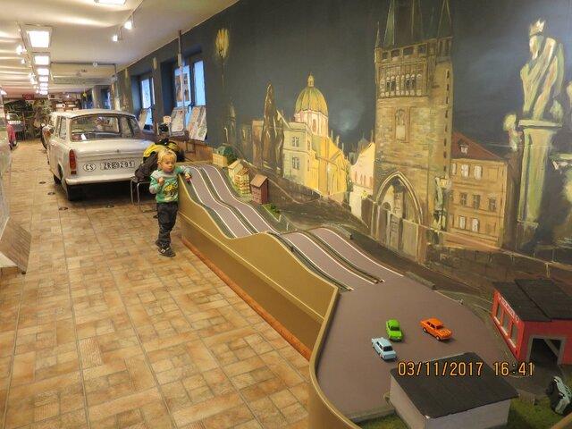 Muzeum trabantů