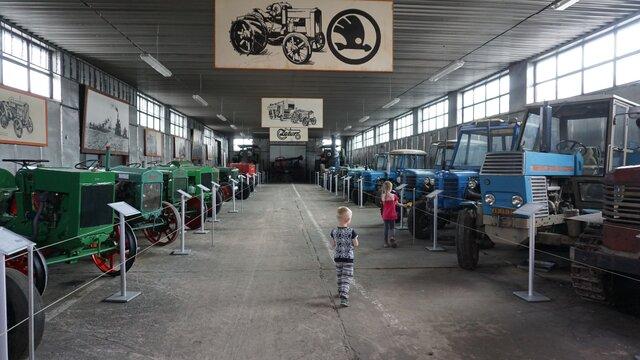 Muzeum zemědělské techniky Čáslav