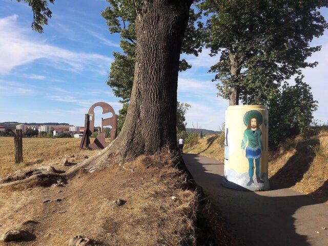 Pohádková alej a park miniatur