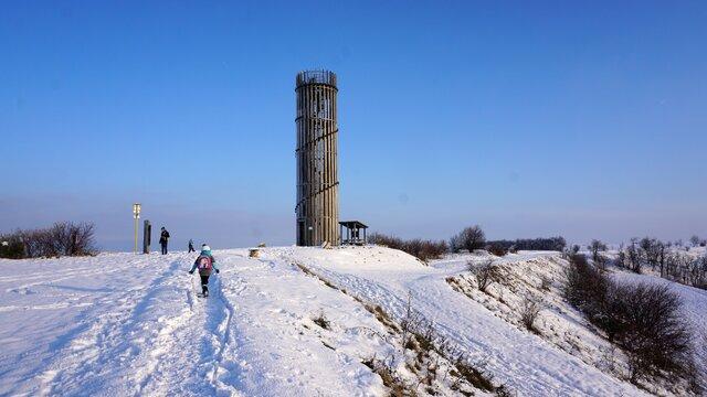 Rozhledna Akátová věž Výhon