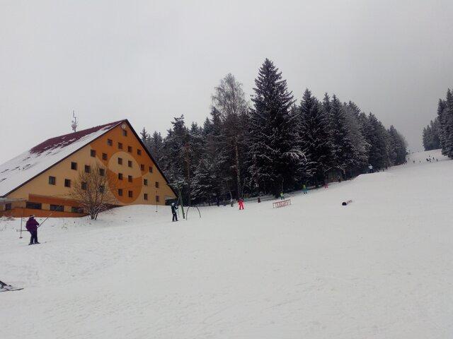 Ski centrum Svratka