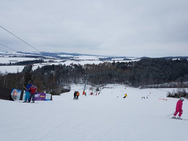 Skiareál Fajtův kopec