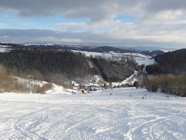 Skiareál Turek