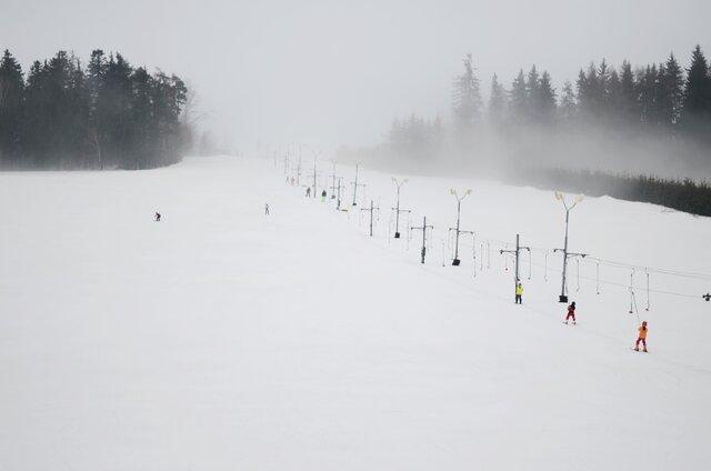 Ski areál Zborov-Háječek