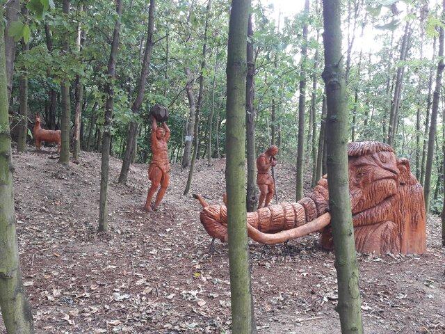 Stezka Lovců mamutů