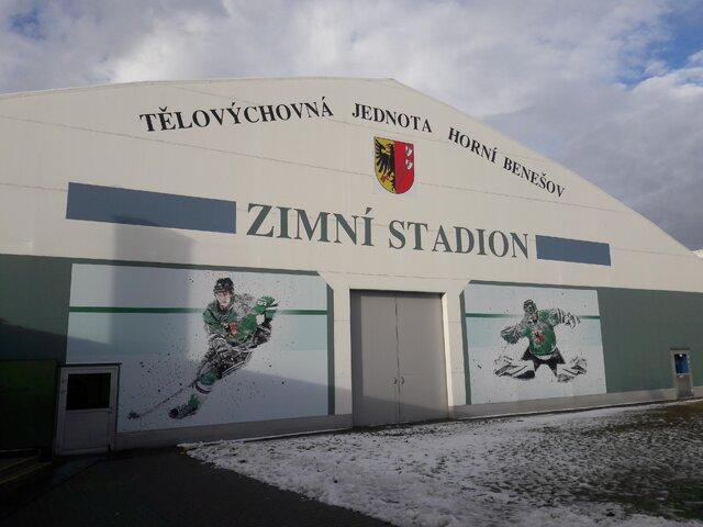 Zimní stadion Horní Benešov