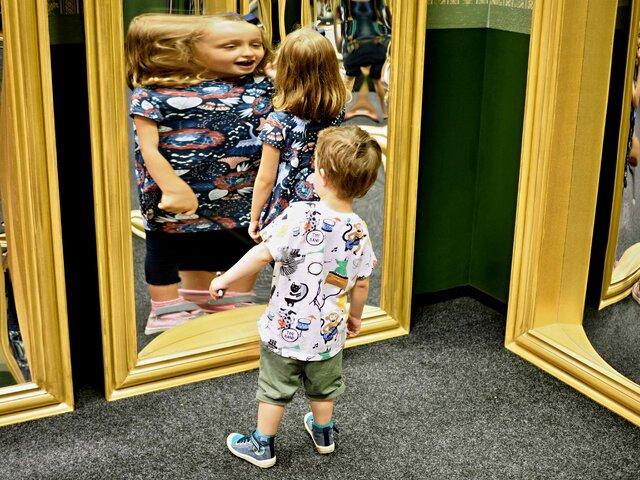 Zrcadlový labyrint Líbeznice