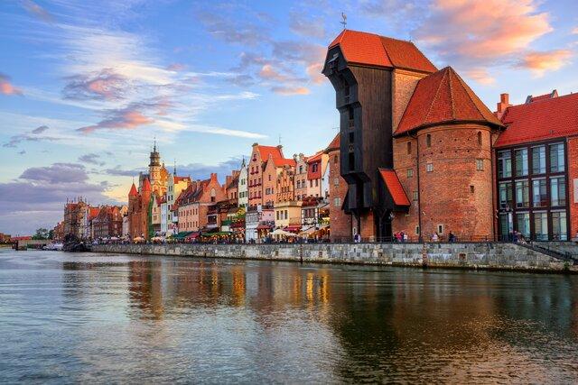 Staré město Gdaňsk