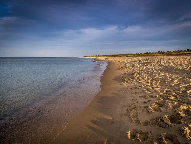 Pláž Stogi