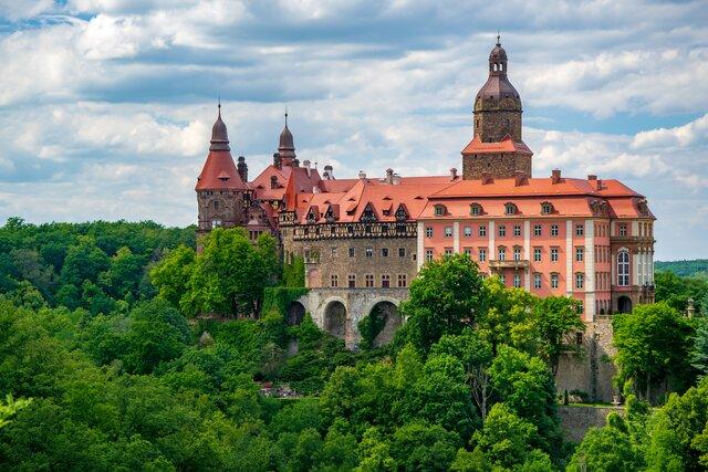 Hrad a zámek Książ
