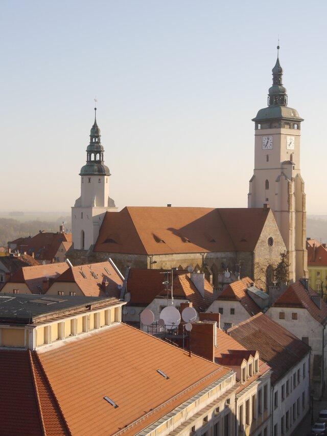 Hornické město Złotoryja