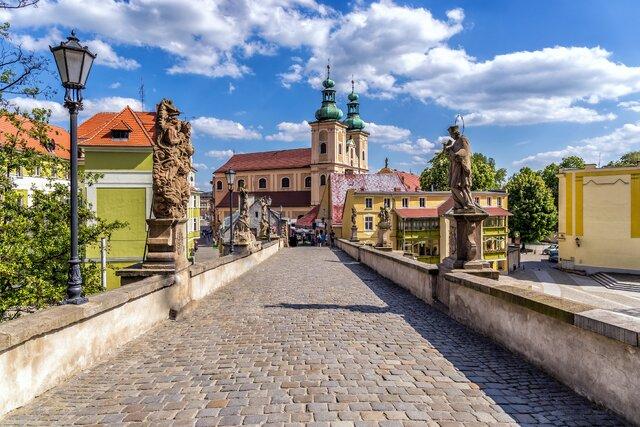 Historické centrum Kladska