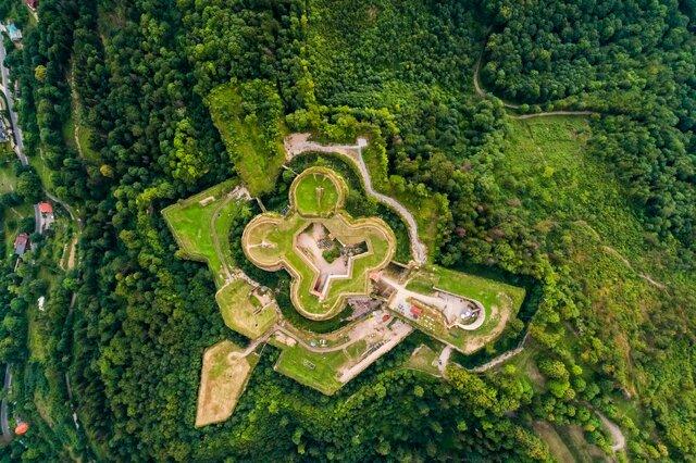Pevnost Stříbrná Hora