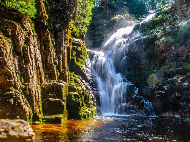 Vodopád Kamieńczyka