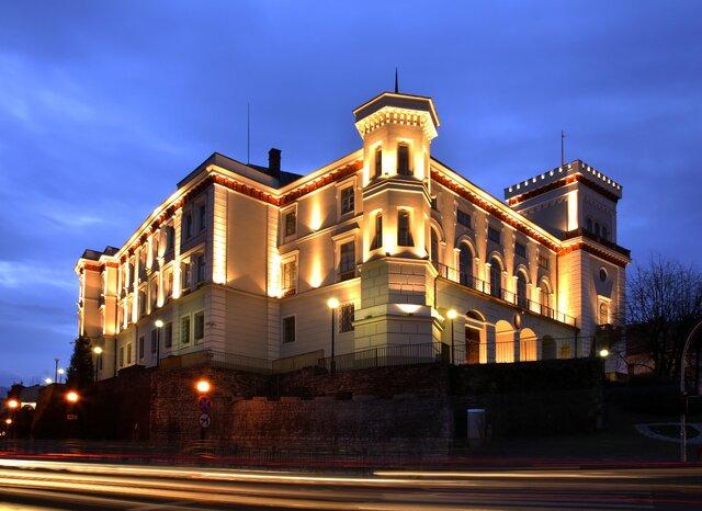 Bílský zámek