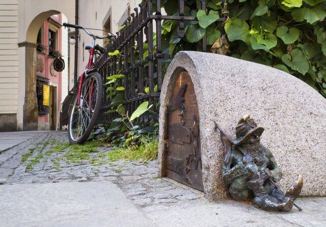 Trpaslíci ve Vratislavi