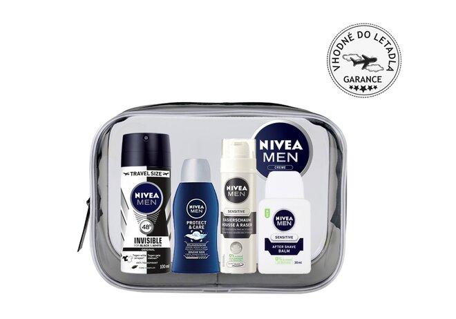 Cestovní kosmetická sada Nivea MEN
