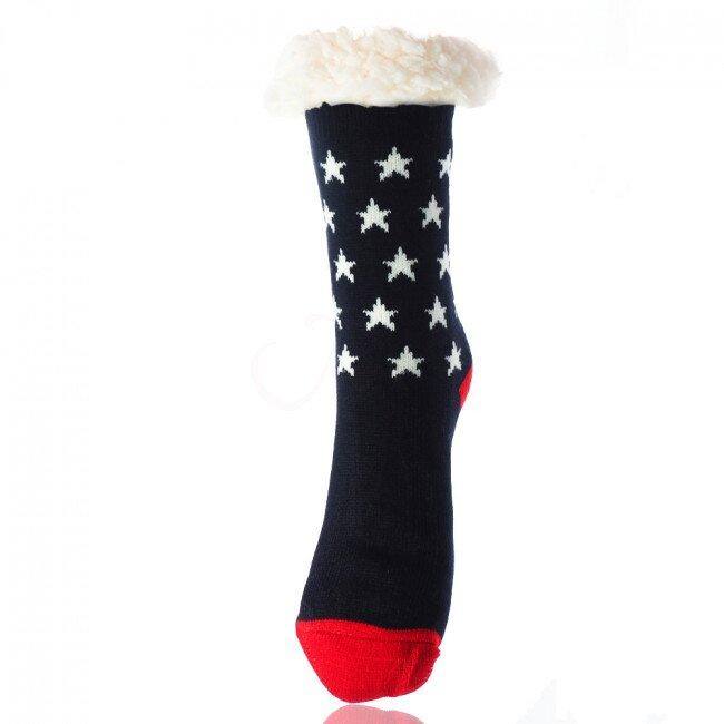 Dámské teplé ponožky, vlajka 6