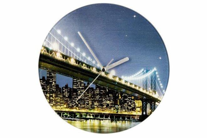 WENKO - Brooklyn Bridge, Ø 27 cm