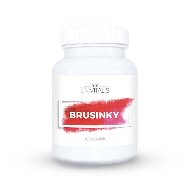 Brusinky - 100 tbl.