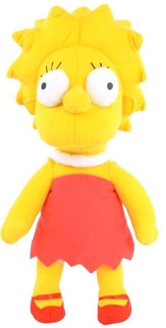 Plyšová hračka The Simpsons - Lisa