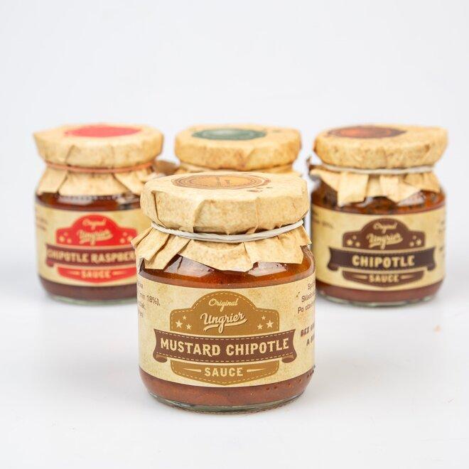 Chipotle Mustard, 100 ml