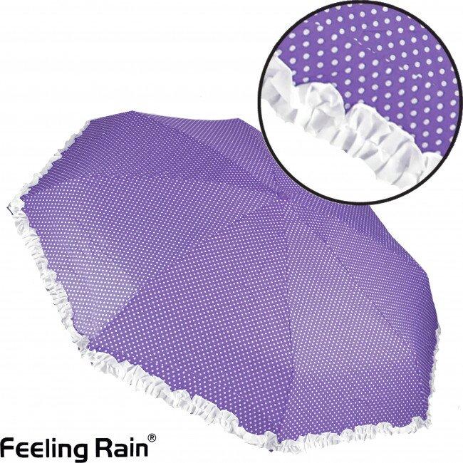 Skládací deštník – fialová