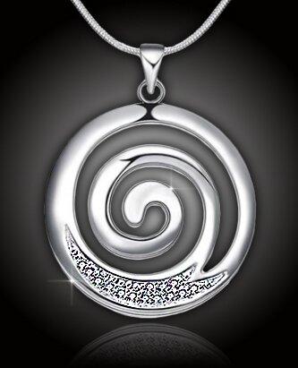 Elegantní amulet Galaxy