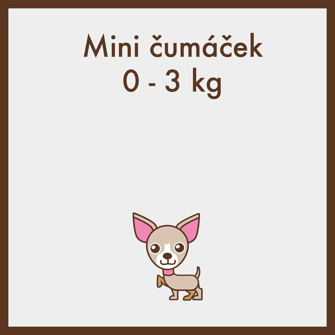 Mini čumáček