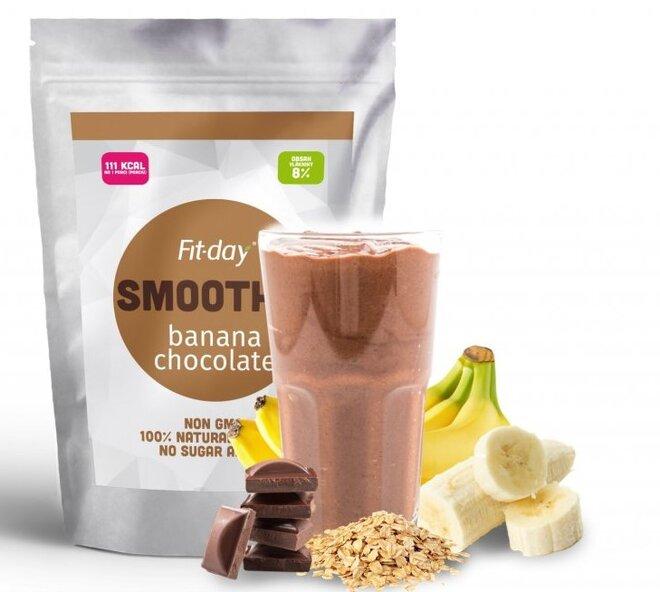 Smoothie banán a čokoláda, 90 g (3 porce)
