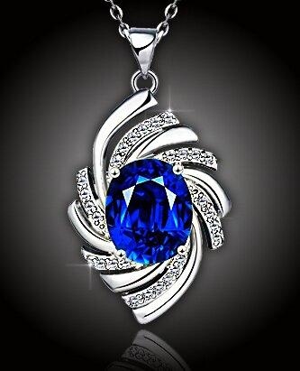 Luxusní amulet Blue Eye