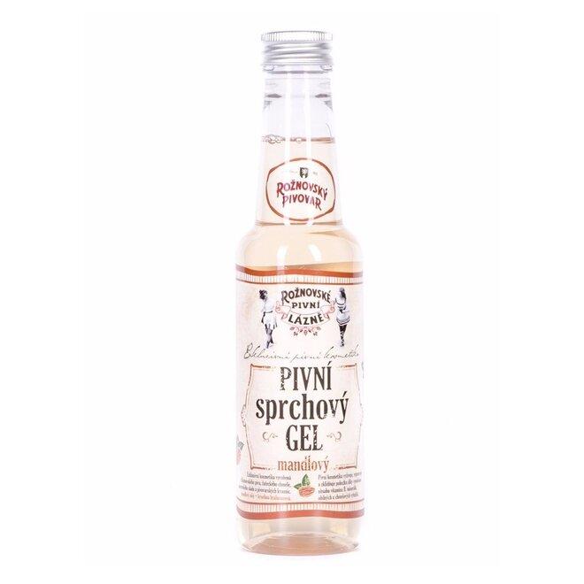Pivní sprchový gel mandlový, 250 ml