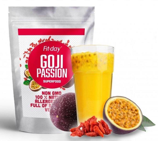 Superfood smoothie Goji Passion, 90 g (3 porce)