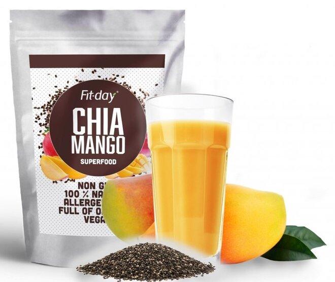 Superfood smoothie Chia Mango, 90 g (3 porce)
