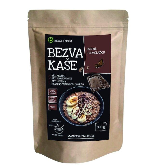 Bezva ovesná čokoládová kaše (500 g)