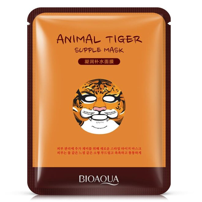 Pleťová maska Bioaqua Tiger 30 g