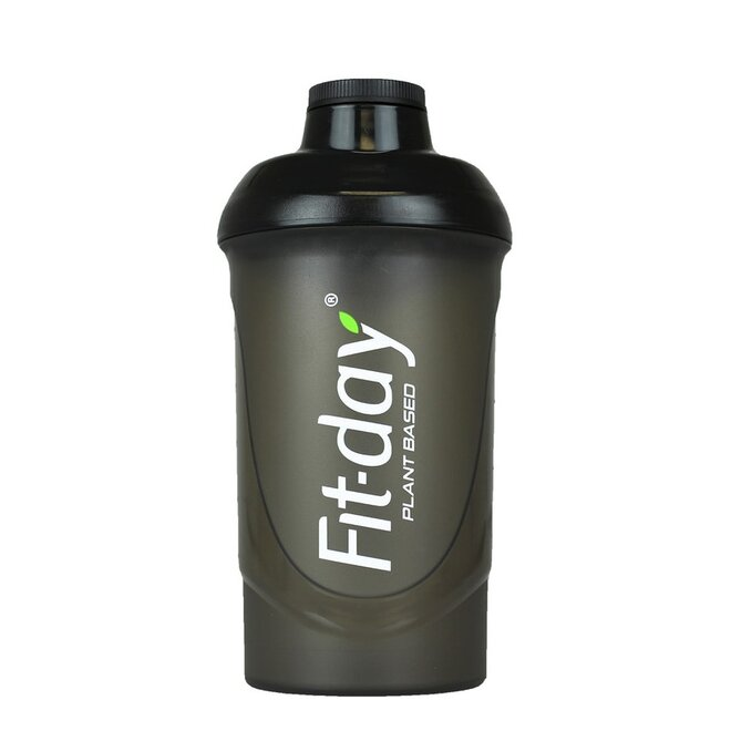 Černý shaker, 600 ml