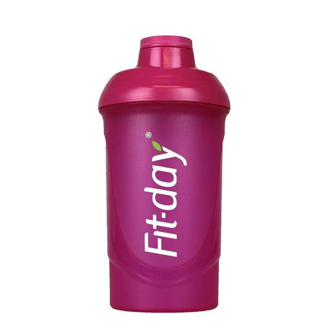 Růžový shaker, 600 ml