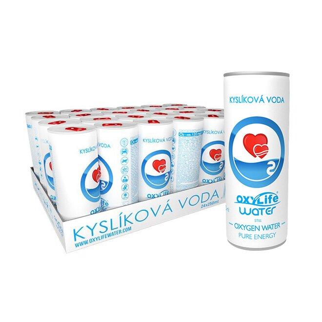 Oxylife Water, 24x 250 ml