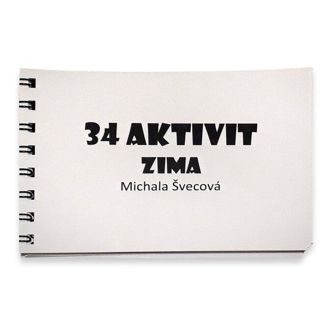 34 aktivit - Zima