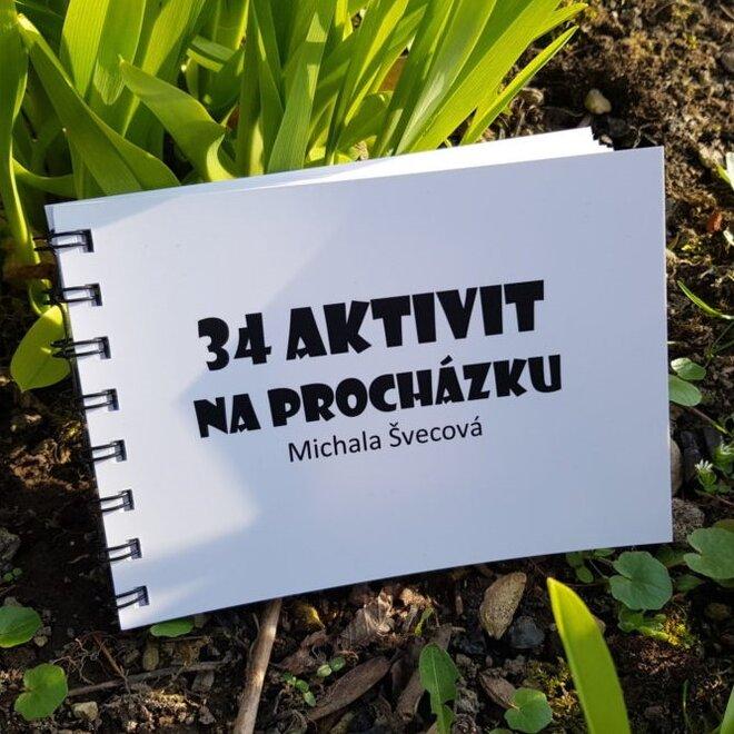 34 aktivit - Na procházku