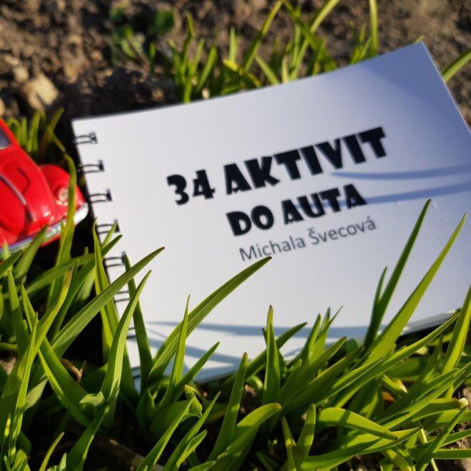 34 aktivit - Do auta