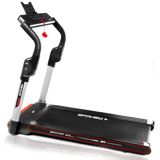 Elektrický běžecký pás Spokey Geo s Bluetooth