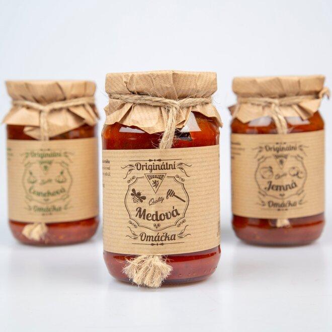 Omáčka medová, 250 ml