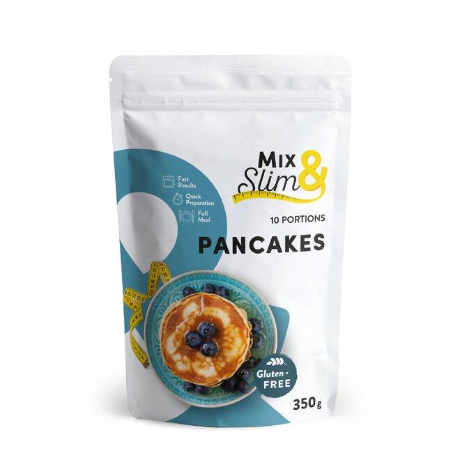 Proteinové dietní palačinky Mix & Slim, 10 porcí