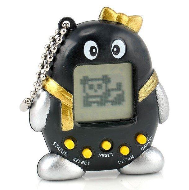 Černé Electronic pets