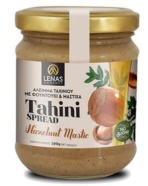 Pomazánka z tahini s lískovými oříšky a mastichou, 190 g