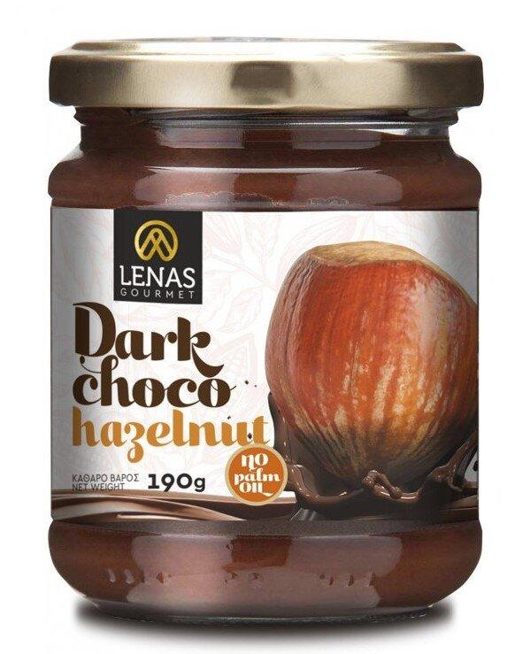 Pomazánka z lískových oříšků s čokoládou 190 g