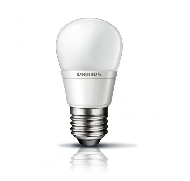2 LED žárovky PHILIPS 3W E27