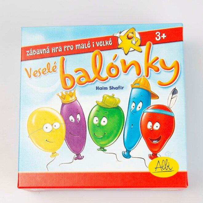 Veselé balonky